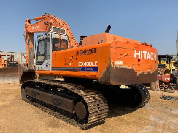 HITACHI EX400 EXCAVATOR